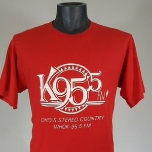 Ohio Music T Shirt Sz L